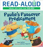 Paulie's Passover predicament cover image