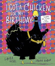 I got a chicken for my birthday cover image