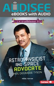 Astrophysicist and space advocate Neil deGrasse Tyson cover image