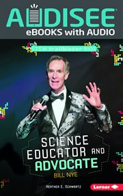 Science educator and advocate Bill Nye cover image
