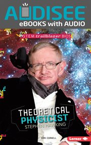 Theoretical physicist Stephen Hawking cover image