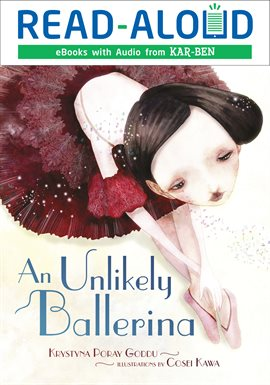 Cover image for An Unlikely Ballerina
