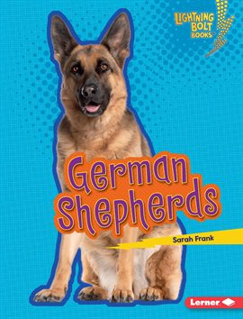 Cover image for German Shepherds