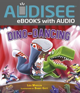 Cover image for Dino-Dancing