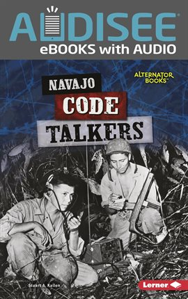 Cover image for Navajo Code Talkers