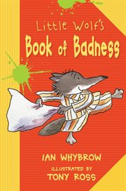 Little Wolf's book of badness cover image