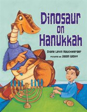 Dinosaur on Hanukkah
