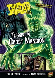 #03 terror in ghost mansion cover image