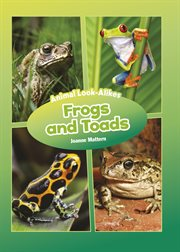 Frogs and toads cover image