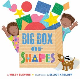 Cover image for Big Box of Shapes