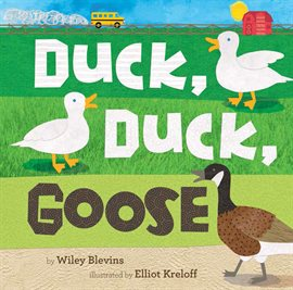 Cover image for Duck, Duck, Goose