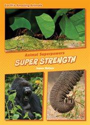 Super strength cover image