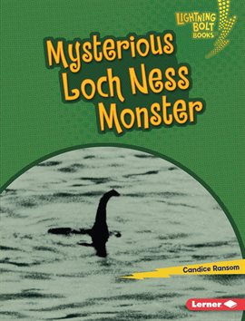 Cover image for Mysterious Loch Ness Monster