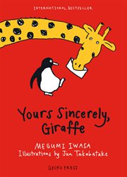 Yours sincerely, giraffe cover image