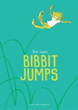Cover image for Bibbit Jumps