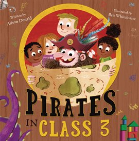 Cover image for Pirates in Classroom 3