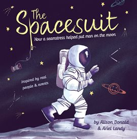 Cover image for The Spacesuit
