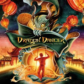 Cover image for Dragon Dancer
