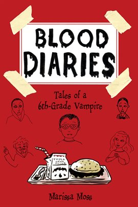 Cover image for Blood Diaries