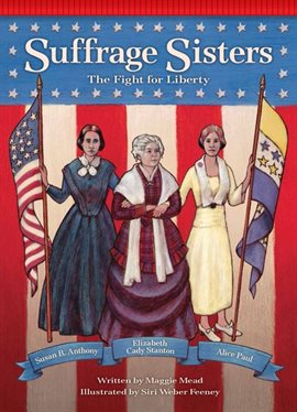 Suffrage Sisters Maggie Mead