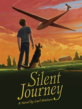 Cover image for Silent Journey