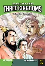 Three kingdoms. Volume 05, Etched in blood cover image