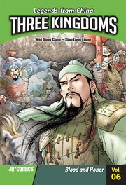 Three kingdoms. Vol. 06, Blood and honor cover image