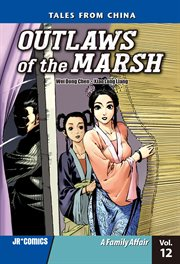 Outlaws of the marsh volume 12: a family affair. Issue 14 cover image