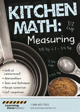 Kitchen Math Measuring 2016 Movie Hoopla