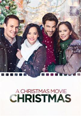 A Christmas Movie Christmas, book cover