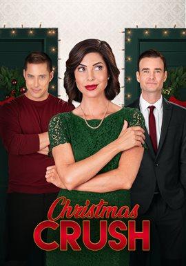 Christmas Crush, book cover