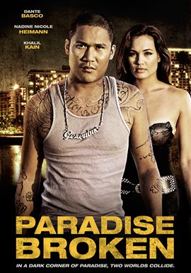 Cover image for Paradise Broken