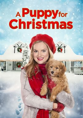 A Puppy for Christmas image cover