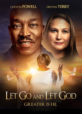 Cover image for Let Go and Let God