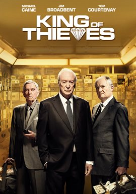 King of Thieves Movie Cover