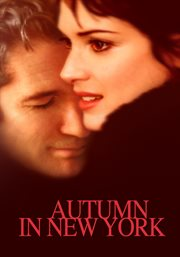 Autumn in New York cover image