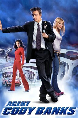 Agent Cody Banks cover