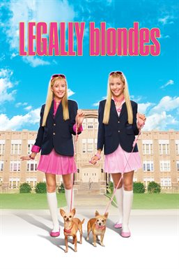 Legally Blondes cover