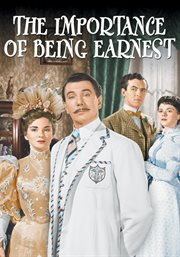 Oscar Wilde's The importance of being earnest cover image