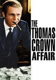 The Thomas Crown affair cover image