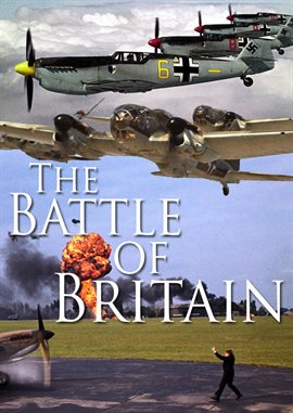 Cover image for The Battle Of Britain