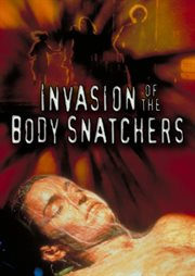 Invasion of the body snatchers cover image