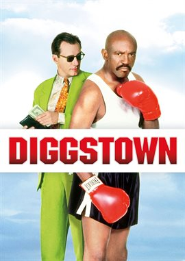 Cover image for Diggstown