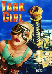 Tank girl cover image