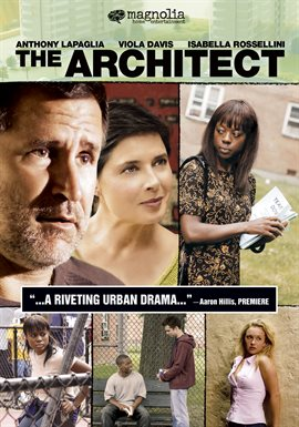 Cover image for The Architect