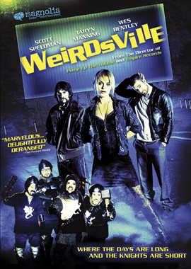 Cover image for Weirdsville