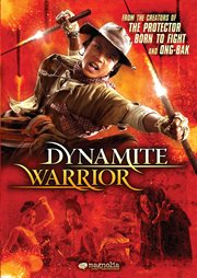 Dynamite warrior cover image