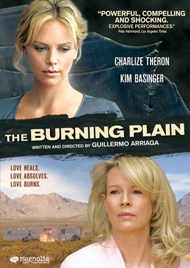 Cover image for The Burning Plain