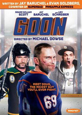 Goon, book cover