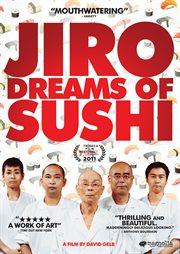 Jiro dreams of sushi cover image